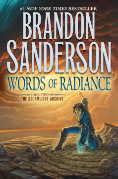 Words of radiance - Brandon Sanderson.