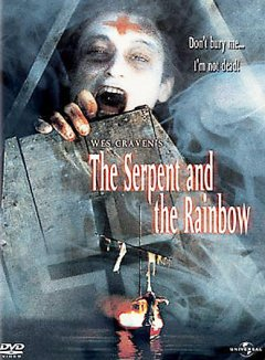 The serpent and the rainbow /  Universal ; Keith Barish presents a Rob Cohen/David Ladd production ; a film by Wes Craven ; screenplay by Richard Maxwell and A.R. Simoun ; produced by David Ladd and Doug Claybourne ; directed by Wes Craven. - Universal ; Keith Barish presents a Rob Cohen/David Ladd production ; a film by Wes Craven ; screenplay by Richard Maxwell and A.R. Simoun ; produced by David Ladd and Doug Claybourne ; directed by Wes Craven.