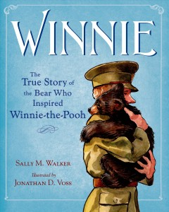 Winnie : the true story of the bear who inspired Winnie-the-Pooh / Sally M. Walker ; illustrated by Jonathan D. Voss. - Sally M. Walker ; illustrated by Jonathan D. Voss.