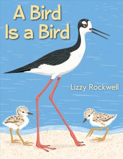 A bird is a bird /  by Lizzy Rockwell. - by Lizzy Rockwell.