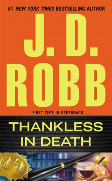 Thankless in death /  J. D. Robb. - J. D. Robb.