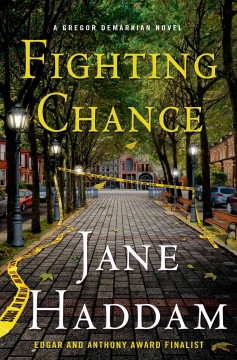 Fighting chance : a Gregor Demarkian novel - Jane Haddam.