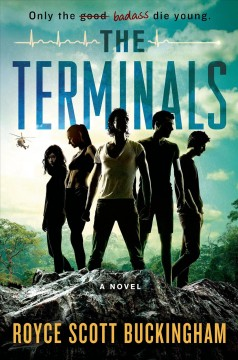 The terminals : A Novel. Royce Scott Buckingham.