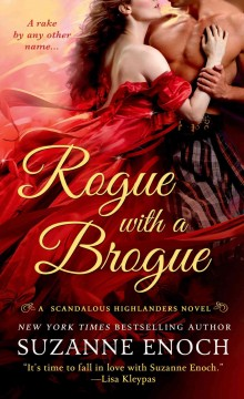 Rogue with a brogue - Suzanne Enoch.
