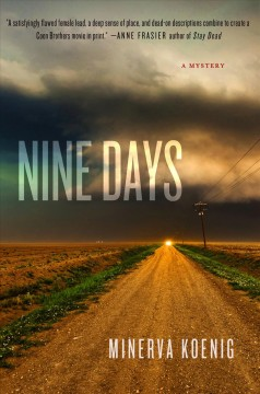 Nine days - Minerva Koenig.