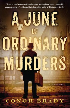A June of ordinary murders /  Conor Brady. - Conor Brady.