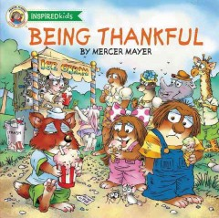 Being thankful - by Mercer Mayer.