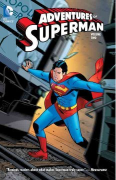 Adventures of Superman Vol. 2 - JT Krul, Marcus To, David Lapham.