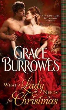 What a lady needs for Christmas - Grace Burrowes.