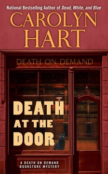 Death at the door - Carolyn Hart.