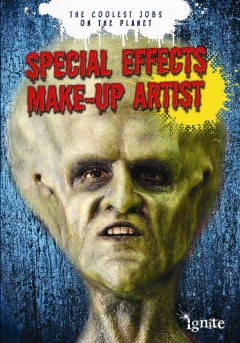 Special effects make-up artist /  Jonathan Craig and Bridget Light. - Jonathan Craig and Bridget Light.