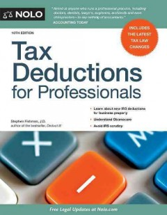 Tax deductions for professionals.