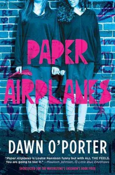 Paper airplanes - Dawn O'Porter.