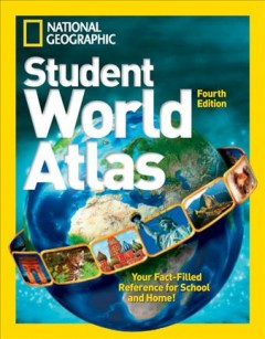 National Geographic student world atlas.