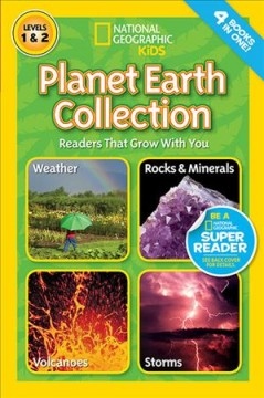 Planet Earth collection : readers that grow with you - Miriam Busch Goin.