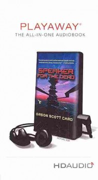 Speaker for the dead - Orson Scott Card.