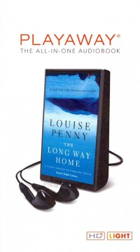 The long way home - Louise Penny.