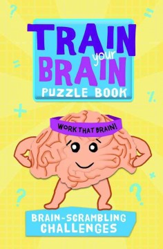 Train your brain puzzle book :