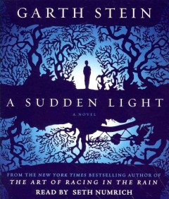 A sudden light : a novel - Garth Stein.