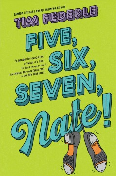 Five, six, seven, Nate! - Tim Federle.