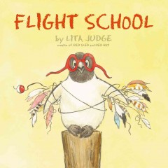 Flight school - by Lita Judge.