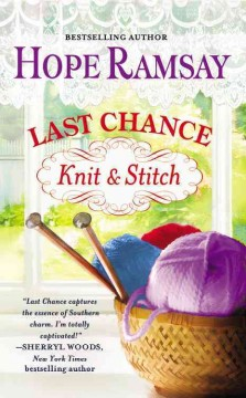Last chance knit and stitch