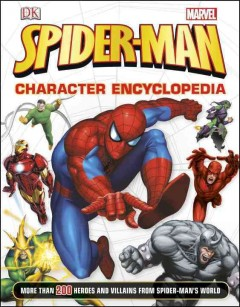 Spider-man character encyclopedia - written by Daniel Wallace.