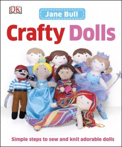 Crafty dolls - Jane Bull.