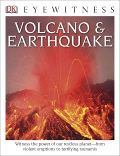 Volcano & earthquake - written by Susanna van Rose.