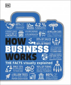 How business works : a graphic guide to business success.