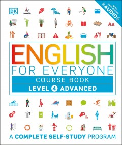 English for Everyone, Level 4 : Advanced Course Book, Library Edition