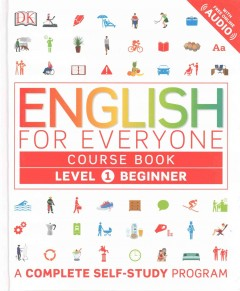 English for Everyone, Level 1 : Beginner Course Book, Library Edition