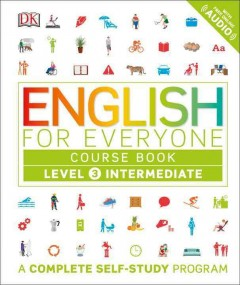 English for Everyone, Level 3 : Intermediate Course Book, Library Edition