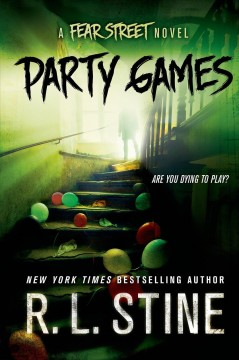 Party games. R. L Stine.