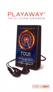 Four : a Divergent collection - Veronica Roth.