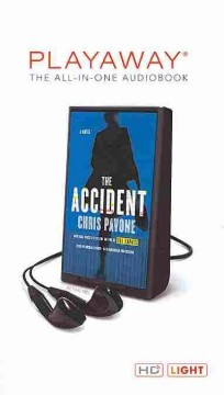 The accident a novel - Chris Pavone.