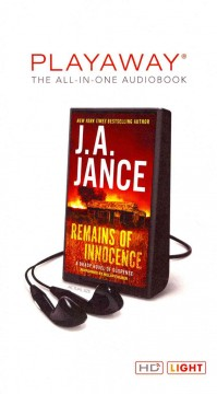Remains of innocence - Judith A. Jance.