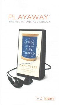 A spool of blue thread : a novel / Anne Tyler. - Anne Tyler.