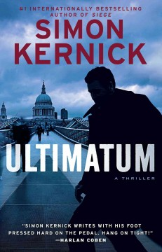 Ultimatum : a thriller - Simon Kernick.