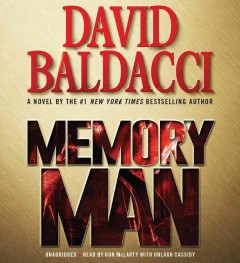 Memory man /  by David Baldacci. - by David Baldacci.