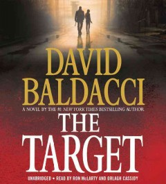The target David Baldacci.
