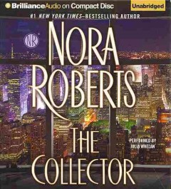 The collector Nora Roberts.