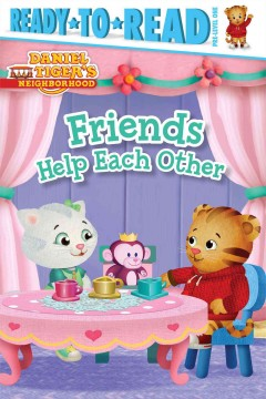 Friends help each other - adapted by Farrah McDoogle ; based on the screenplay