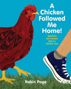 A chicken followed me home! : questions and answers about a familiar fowl / Robin Page. - Robin Page.