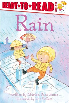 Rain /  written by Marion Dane Bauer ; illustrated by John Wallace. - written by Marion Dane Bauer ; illustrated by John Wallace.