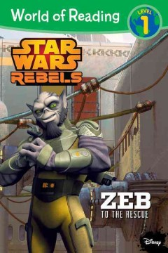 Zeb to the rescue /  adapted by Michael Siglain ; based on the epiode