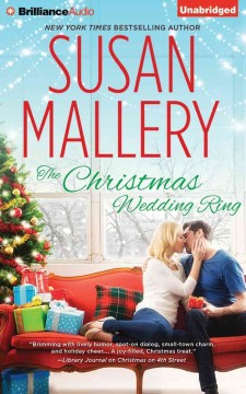 The Christmas wedding ring - Susan Mallery.