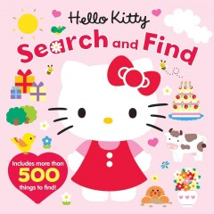 Hello Kitty search and find.