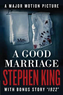 A good marriage - Stephen King.