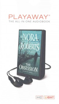 The obsession /  Nora Roberts.